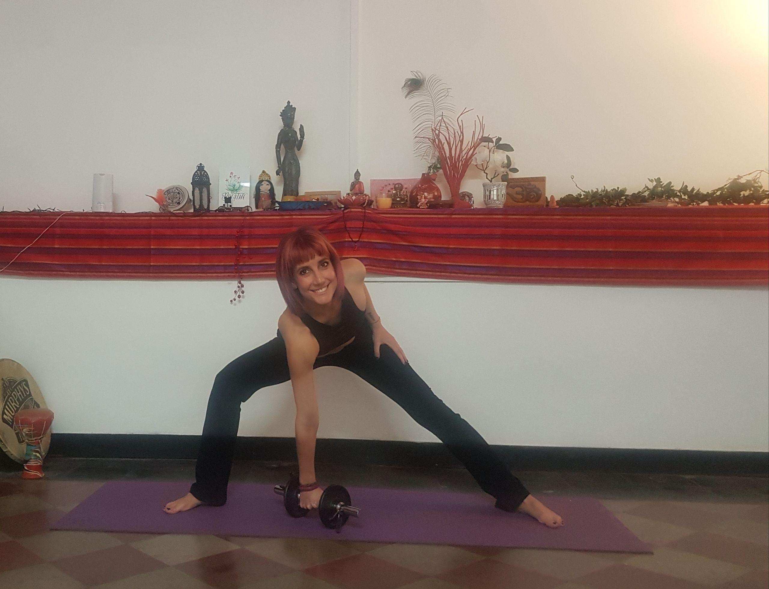 personal trainer olistico